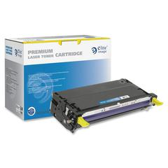Elite Image Remanufactured Toner Cartridge - Alternative for Xerox (113R00725) - Laser - 6000 Pages - Yellow - 1 Each