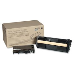 Xerox High Capacity Toner Cartridge, Phaser 4600 (30,000 Pages), GSA - High Yield - 30000 Pages - 1 Each