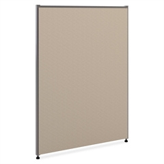 "Basyx by HON Verse Panel System & Accessories - 24"" Width x 42"" Height - Gray"