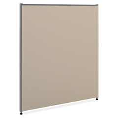 "Basyx by HON Verse Panel System & Accessories - 36"" Width x 42"" Height - Gray"