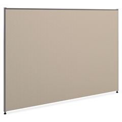 "Basyx by HON Verse Panel System & Accessories - 60"" Width x 42"" Height - Gray"