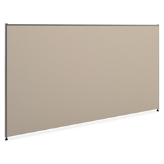 "Basyx by HON Verse Panel System & Accessories - 72"" Width x 42"" Height - Gray"