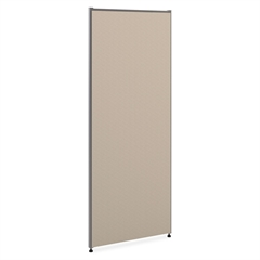 "Basyx by HON Verse Panel System & Accessories - 24"" Width x 60"" Height - Gray"