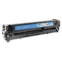 West Point Remanufactured Toner Cartridge - Alternative for HP 128A (CE321A) - Laser - 1300 Pages - Cyan - 1 Each