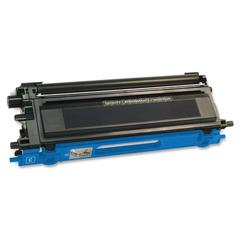 West Point Remanufactured Toner Cartridge - Alternative for Brother (TN-115C) - Laser - High Yield - 4000 Pages - Cyan - 1 Each