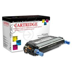 West Point Remanufactured Toner Cartridge - Alternative for HP 642A (CB400A) - Laser - 7500 Pages - Black - 1 Each