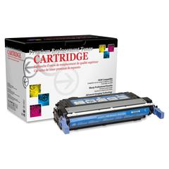 Products Remanufactured Toner Cartridge Alternative For HP 642A (CB401A) - Cyan - Laser - 7500 Page - 1 Each