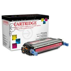 West Point Remanufactured Toner Cartridge - Alternative for HP 642A (CB403A) - Magenta - Laser - 7500 Pages - 1 Each