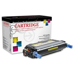 West Point Remanufactured Toner Cartridge - Alternative for HP 642A (CB402A) - Yellow - Laser - 7500 Page - 1 Each