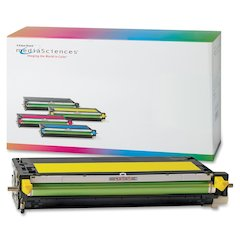 Media Sciences Remanufactured Toner Cartridge - Alternative for Xerox (106R01394) - Laser - High Yield - 5900 Pages - Yellow - 1 Each