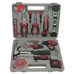 Genuine Joe 42 Piece Tool Kit w/ Case - Gray