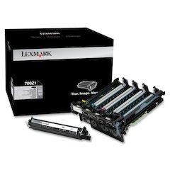 Lexmark 700Z1 40K Black Imaging Kit - 40000 Page Black - 1 Each