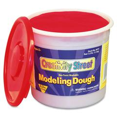 ChenilleKraft 3lb Tub Modeling Dough - 1 Each - Red