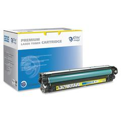 Elite Image Remanufactured Toner Cartridge - Alternative for HP 650A (CE272A) - Laser - Yellow - 1 Each