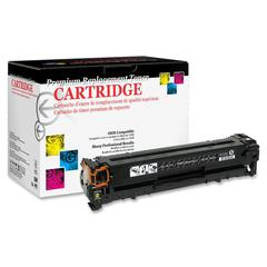 West Point Products Remanufactured Toner Cartridge Alternative For HP 125A (CB540A) - Black - Laser - 2200 Page - 1 Each