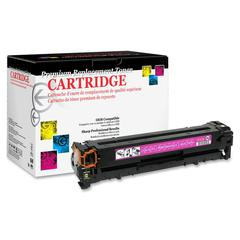 West Point Products Remanufactured Toner Cartridge Alternative For HP 125A (CB543A) - Magenta - Laser - 1400 Page - 1 Each