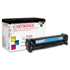 Products Remanufactured Toner Cartridge Alternative For HP 304A (CC531A) - Cyan - Laser - 2800 Page - 1 Each