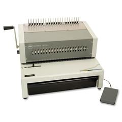 """Swingline C800 Pro Heavy-Duty Binding System - 14.9"""" x 18.5"""" x 19.3"""" - Gray"""