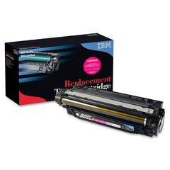 IBM Remanufactured Toner Cartridge Alternative For HP 504A (CE253A) - Laser - 1 Each