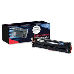IBM Remanufactured Toner Cartridge - Alternative for HP 128A (CE320A) - Black - Laser - 1 Each