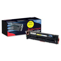 IBM Remanufactured Toner Cartridge Alternative For HP 128A (CE322A) - Laser - 1 Each