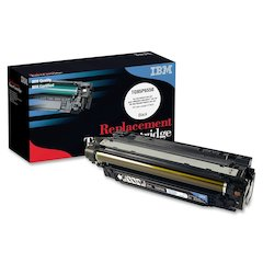 IBM Remanufactured Toner Cartridge - Alternative for HP 649X (CE260X) - Laser - High Yield - Black - 1 Each