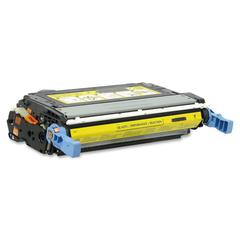 SKILCRAFT Remanufactured Toner Cartridge - Alternative for HP 644A (Q6462A) - Yellow - Laser - 10000 Page - 1 Each