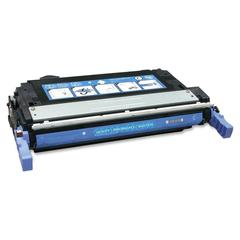SKILCRAFT Remanufactured Toner Cartridge - Alternative for HP 644A (Q6461A) - Cyan - Laser - 10000 Page - 1 Each