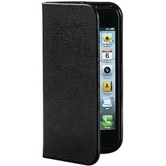 Folio Pocket Case for iPhone 5 - Liquorice Black - Folio - Black