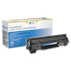 Elite Image Remanufactured Toner Cartridge Alternative For HP 85A (CE285A) - Laser - Ultra High Yield - 2300 Page - 1 Each