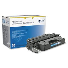 Elite Image Remanufactured High Yield Toner Cartridge Alternative For HP 05X (CE505X) - Laser - Ultra High Yield - 8000 Pages - 1 Each