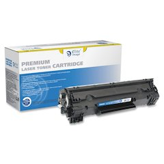 Elite Image Remanufactured MICR Toner Cartridge Alternative For HP 85A (CE285A) - Laser - 1600 Page - 1 Each