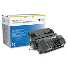 Elite Image Remanufactured High Yield MICR Toner Cartridge Alternative For HP 90X (CE390X) - Laser - High Yield - 24000 Pages - 1 Each