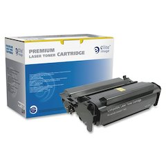 Elite Image Remanufactured Toner Cartridge Alternative For Lexmark T420 (12A7410) - Laser - High Yield - 10000 Page - 1 Each