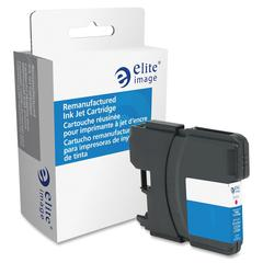 Elite Image Remanufactured Ink Cartridge Alternative For Brother LC61 - Inkjet - 750 Page - 1 Each