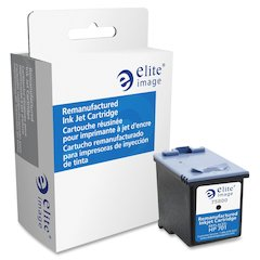 Remanufactured Ink Cartridge Alternative For HP 701 (CC635A) - Inkjet - 350 Page - 1 Each