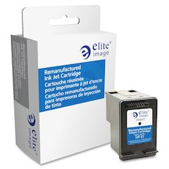 Elite Image Remanufactured Ink Cartridge - Alternative for HP 61 (CH561WN) - Inkjet - 190 Pages - Black - 1 Each