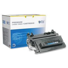 Elite Image Remanufactured Toner Cartridge Alternative For HP 90A (CE390A) - Laser - 10000 Page - 1 Each