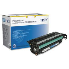 Elite Image Remanufactured High Yield Toner Cartridge Alternative For HP 507X (CE400X) - Laser - High Yield - 11000 Page - 1 Each