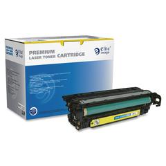 Elite Image Remanufactured Toner Cartridge - Alternative for HP 507A (CE402A) - Laser - 6000 Pages - Yellow - 1 Each