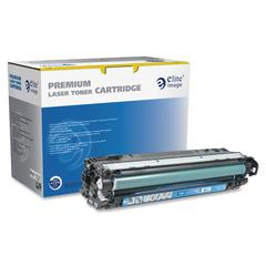Elite Image Remanufactured Toner Cartridge Alternative For HP 307A (CE741A) - Laser - 7300 Page - 1 Each