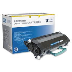 Elite Image Remanufactured Toner Cartridge Alternative For Lexmark X264 (X264A11G) - Laser - 3500 Page - 1 Each