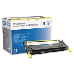 Remanufactured Toner Cartridge Alternative For Samsung CLT-Y409S - Laser - 1000 Page - 1 Each