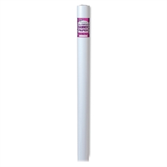 "Pacon Banner Paper - 36"" x 75 ft - 20 lb Basis Weight - Smooth - 1 / Roll - White"