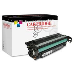 West Point Products Remanufactured Toner Cartridge Alternative For HP 504A (CE250A) - Black - Laser - 5000 Page - 1 Each