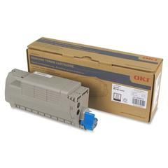 Black Toner Cartridge - 15000 Pages - LED - 15000 Page - 1 Each