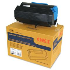 Oki High-Capacity Toner Cartridge - LED - High Yield - 25000 Page - 1 Each