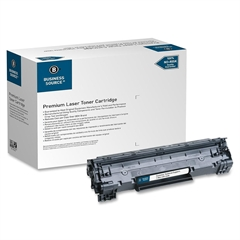 Business Source Remanufactured Toner Cartridge Alternative For HP 85A (CE285A) - Black - Laser - 1600 Page - 1 Each