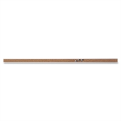 "Lorell Bulletin Bar Self-sealing Cork Strip - 18"" Width - Cork Surface - Anodized Aluminum Frame - 1 Each"