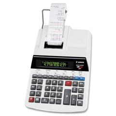 "MP41DHIII Heavy-duty Printing Calculator - Dual Color Print - Dot Matrix - 4.3 lps - Heavy Duty, Auto Power Off, Sign Change, Item Count - 14 Digits - LCD - AC Supply Powered - 3.3"" x 9"" x 14"" -"
